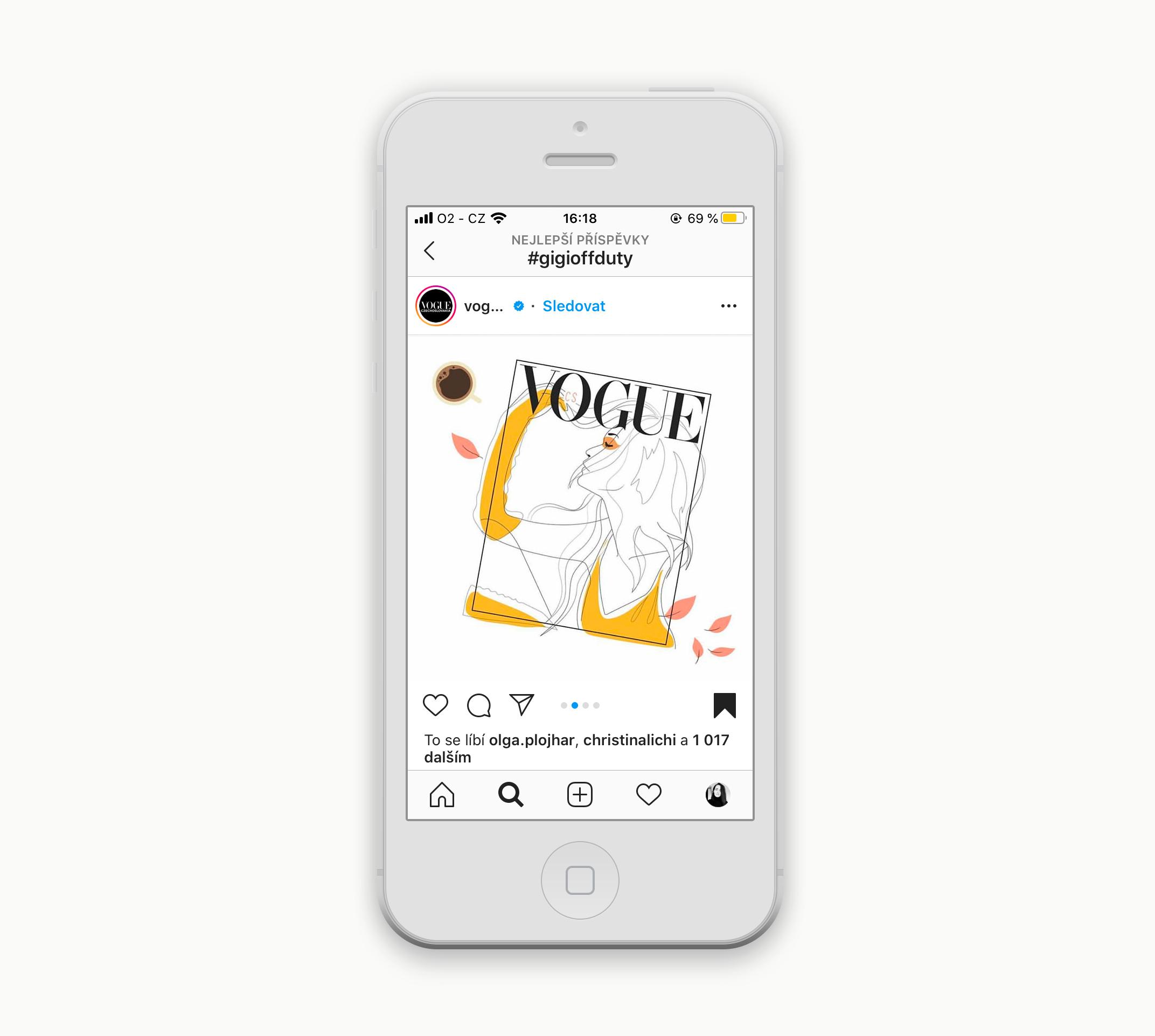 ilustratorkatka | Vogue