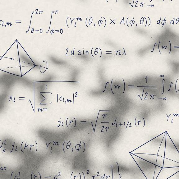ilustratorkatka | vizitka matematik